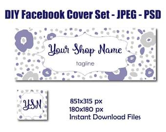 Floral banner, facebook cover, fb floral cover, diy blank facebook, floral banner psd, facebook timeline, facebook, timeline, templates, jpg