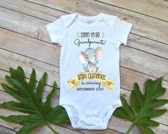Pregnancy Announcement, Soon To be Grandparents, Pregnancy Reveal, Expecting Baby shirt, Baby Announcement, Baby Reveal, New Grandparents