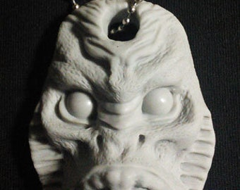 Bayou Beast keychain (Grey)