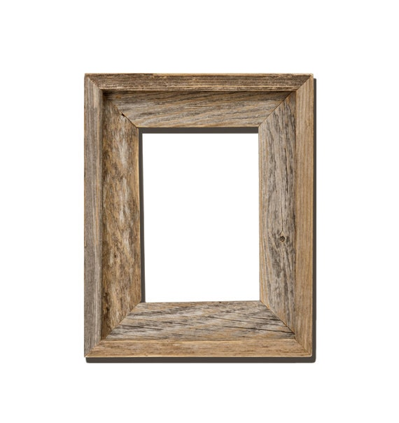 Exceptionnel 4x6 2 Wide Barnwood Reclaimed Wood Open Frame No Glass