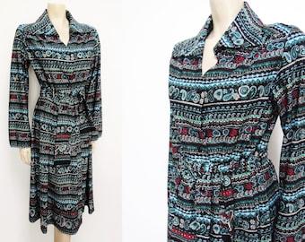 Vintage Dress, UK12, 1960s, Boho Dress, Hippie Dress, Vintage Clothing, Boho, Clothing, Ladies Dresses, Hippy Dress, Vintage Dresses