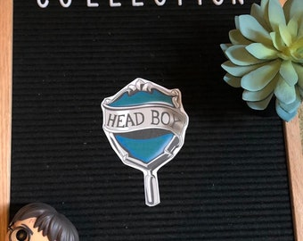 Ravenclaw Head Boy // Harry Potter 4x6 Sticker