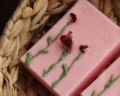 Aviva Rose Goat Milk Soap