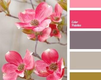 Mini Skein Club - May - Hand Dyed Gradient Mini Set - 5 x 20g 80m Sock Club - Preorder