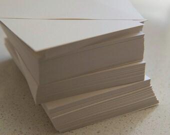 Cream Metallic Paper - Pack of 50 - 120GSM Paper - Craft Supplies/Quality Paper/Weddings/Cardmaking/Scrapbooking/Printing/DIY/Invitations