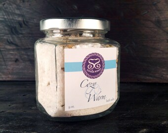 Cozy & Warm Bath Salts