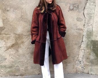 Enrico Mandelli leather coat