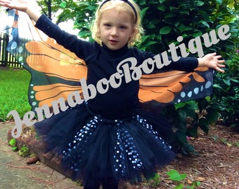 butterfly costume, butterfly halloween costume, butterfly wings, butterfly birthday, monarch costume, monarch wings, butterfly tutu