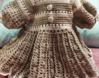 18-24 months dress baby shower girl gift handmade