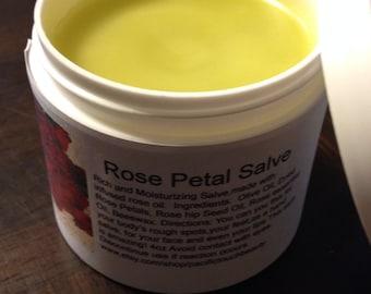 Rose Petal Salve