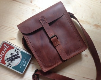 Premium Italian Leather !! Leather Messenger bag,Leather Messenger,Messenger for men,Mens Brown Leather Messenger.16