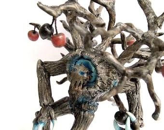 rotten applebaum figure hearthstone war craft original gift fanart from polymer clay  for real gamer home decor