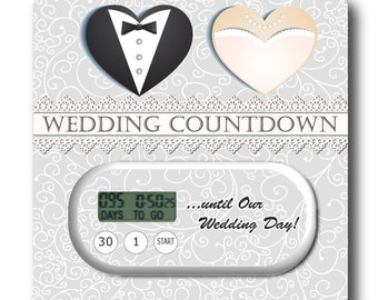 Retirement countdown clock embellished card - Royal caribbean cruise countdown clock for desktop ...