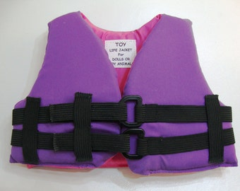 Toy Life Jacket - American Girl Doll Size