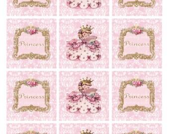 Princess tags
