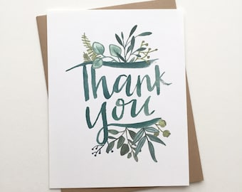 Thank You Cards // Pack of 10