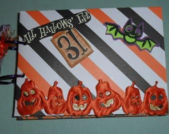 Halloween Mini Pocket Album