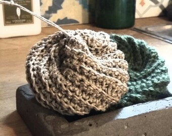 Set of 2 sponges (Tawashi) crochet