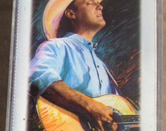Cassette-Ricky Van Shelton, A bridge I didn't Burn, Excellent condition FREE SHIPPING