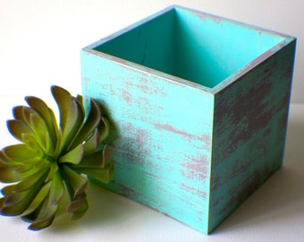 wood box wooden boxes vase succulent planter wedding centerpiece woodwork rustic wedding table decor