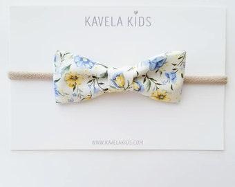 Classic bow tie / IRIS / Headband