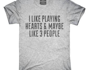 Funny Hearts Card Game T-Shirt, Hoodie, Tank Top, Gifts