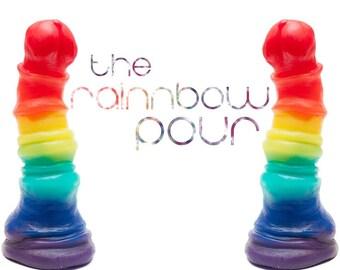 Rainbow Pour