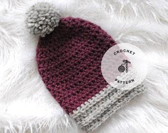 Estrella Beanie// Pattern//Written Tutorial// Beanie// Hat