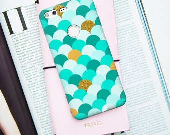 Pixel scales case, google pixel case, mermaid, pixel case, pixel 2xl case, google case, pixel xl case, green scales case, pixel 2 case