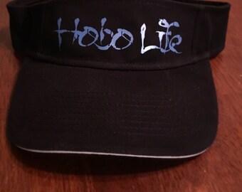Hobo Life Visor
