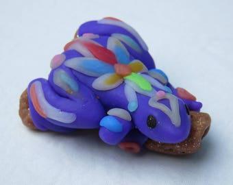 Purple Stick Frog (u2)