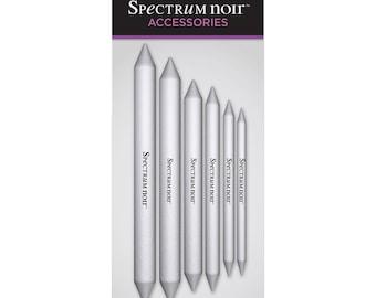 Spectrum Noir Assorted Paper Stumps 6/Pkg