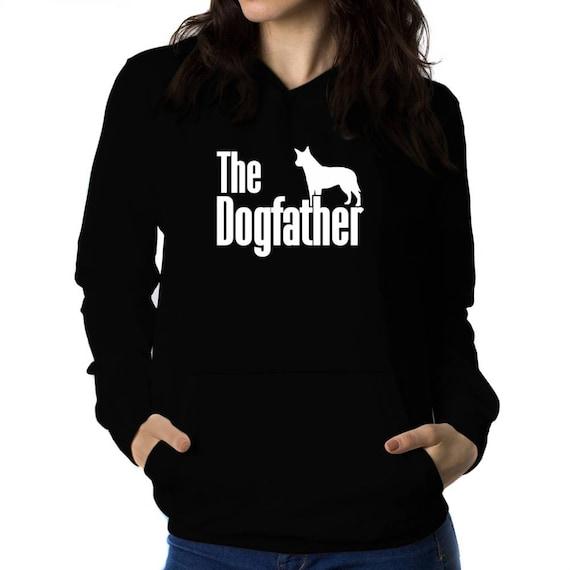 The Dogfather Australian Shepherd Hoodie xgnBv2