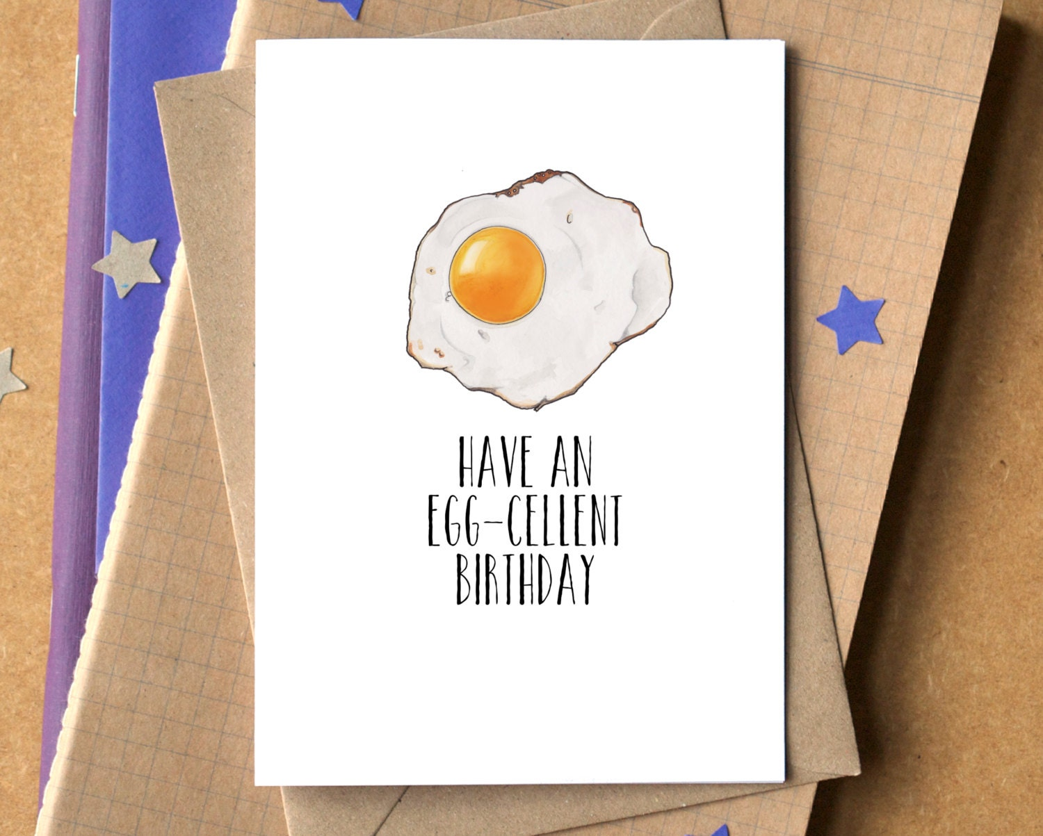 Have an egg cellent birthday card funny birthday card zoom bookmarktalkfo Choice Image