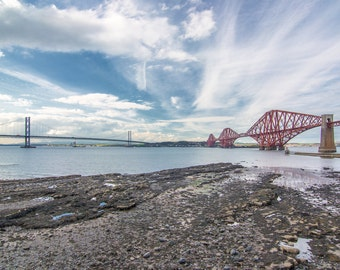 Forth Bridges, South Queensferry