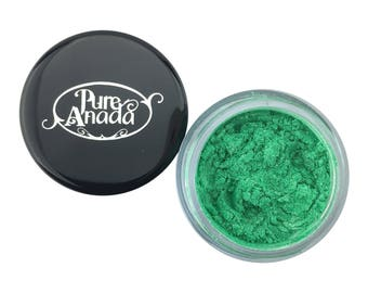 Luminous Eye Colour - Grenada Green, Loose Mineral, Apple Green