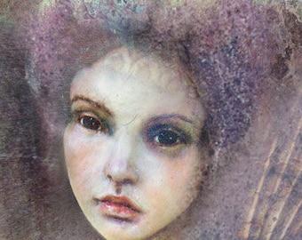 Vanez - Fine Art Print by Chopoli