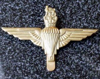 British Military Cap Badge (Parachute Regiment)