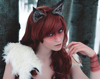 Kitty or Fox Fantasy Ear Headband