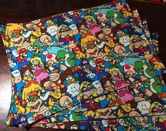 Super Mario Placemats