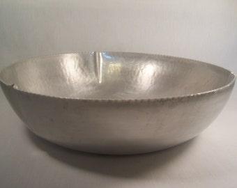 Vintage Aluminum Bowl Keystoneware Large  S207