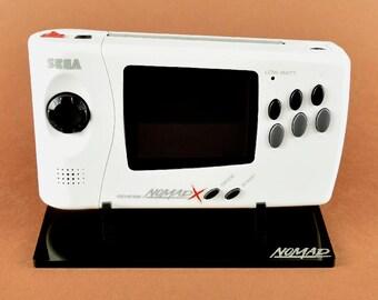 Sega Nomad Display Stands
