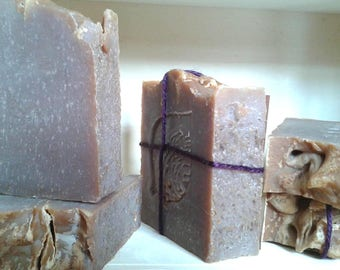 Chocolate coconut SOAP
