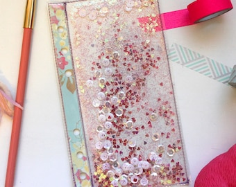 Pink sugar - Shaker dashboard for planner!