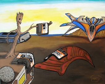 The Persistence of Groot