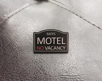 Bates Motel Pin