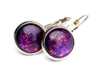 Asteroids earrings