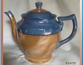 Made in Japan Lusterware Teapot from the 1930's.