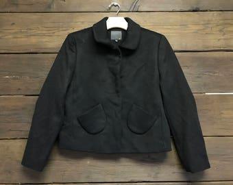Vintage 90s Fendi Cropped Jacket