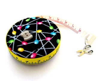 Measuring Tape Sewing Straight Pins Retractable Pocket Tape Measure